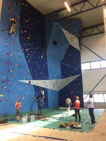 Eit supertilbod - billeg klatring
