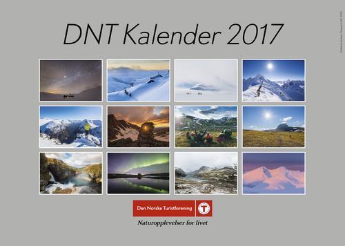 DNT-kalenderen 2017