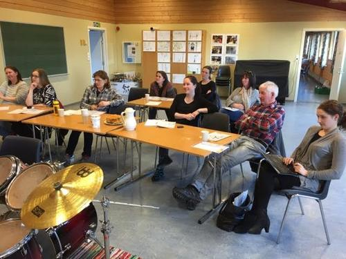 Ambassadørkurs i Masfjorden