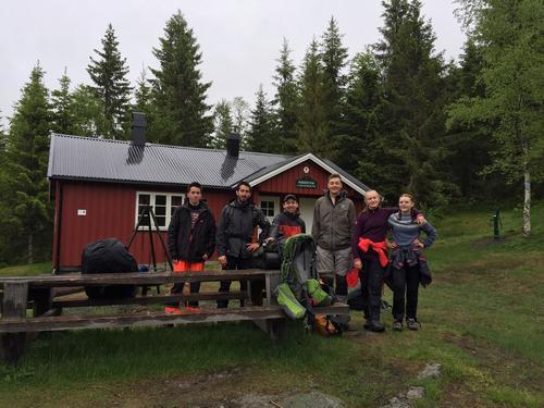 Overnattingstur til Hoggerstua for ungdom 16-30 år