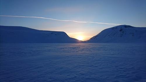 Skitur Besseggen - Besshø 12. - 14. februar