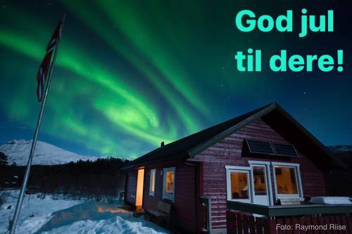 Julehilsen fra Harstad Turlag