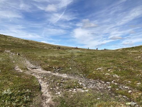 Firkanten på vidda medGautefall Turlag og Skien Turlag