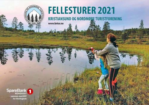 Fellesturheftet for KNT 2021