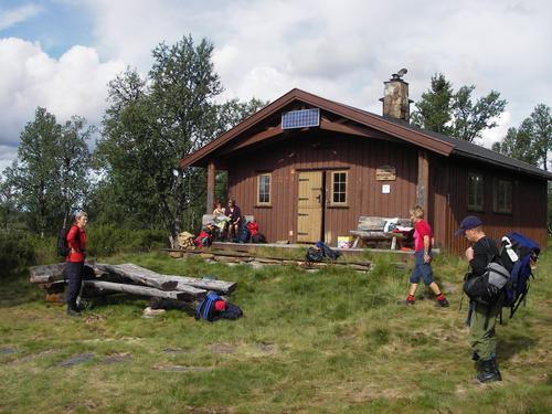 Mer info om hyttene