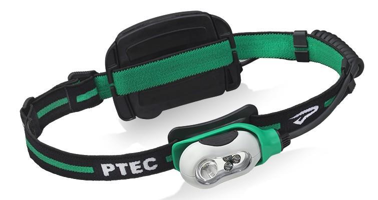 Princeton Tec Remix Plus 165 lumen gir godt gålys i mørket. Kr. 699/899 medlem/ikke medlem