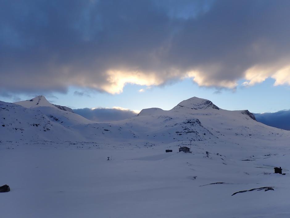 Veltdalen 26. mars