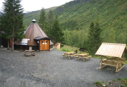 Lavoen i Tromsdalen