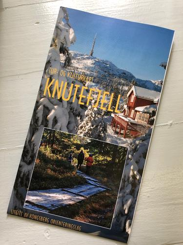 Det nye Knutefjell - kartet