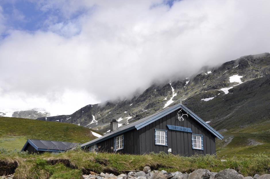 Torfinnsbu har vært privat eid, men i 2016 kjøpte Olav Thon hytta ved Bygdinvannet, og sørget for at den nå er  en av DNTs over 530 hytter.