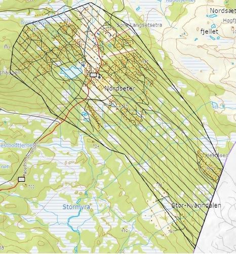 Innspill til områdeplan for Nordseter