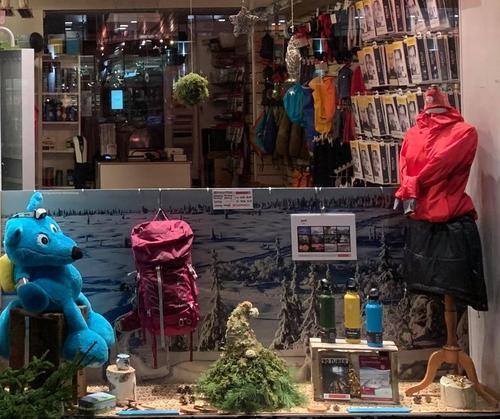 Åpningstider i butikken fram til jul