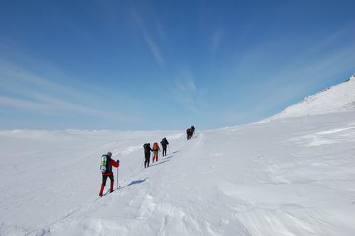 Vinterturer med ledige plasser: