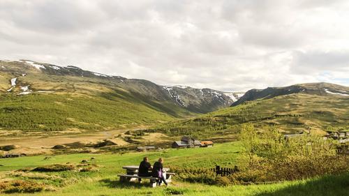 Ledige DNT-turer i fjellet i august og september