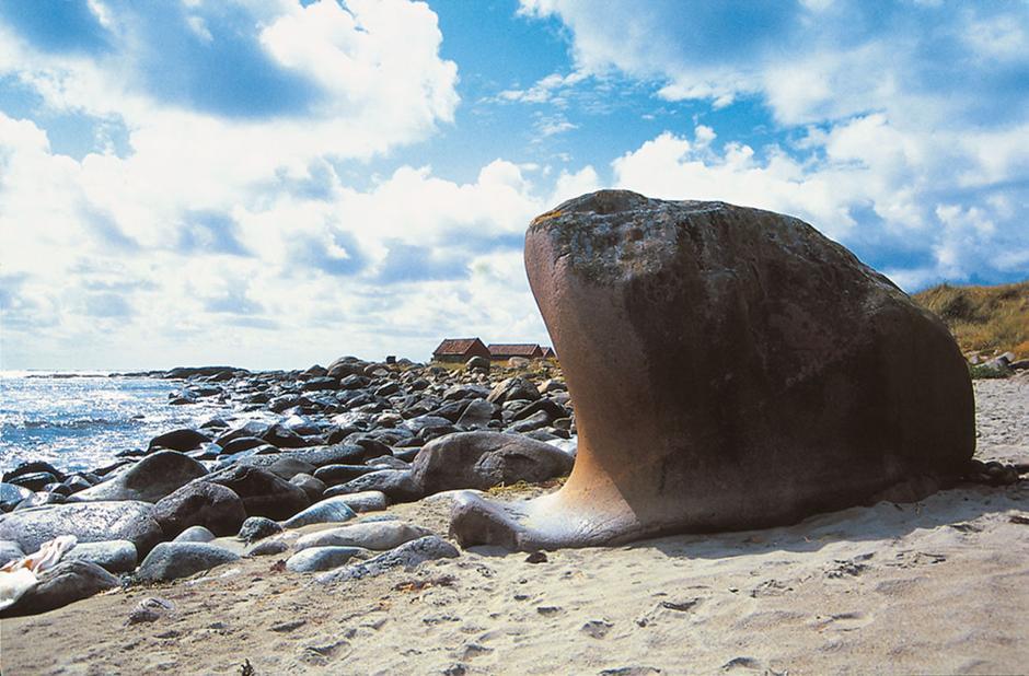 Utrolige formasjoner skapt av naturkreftene.