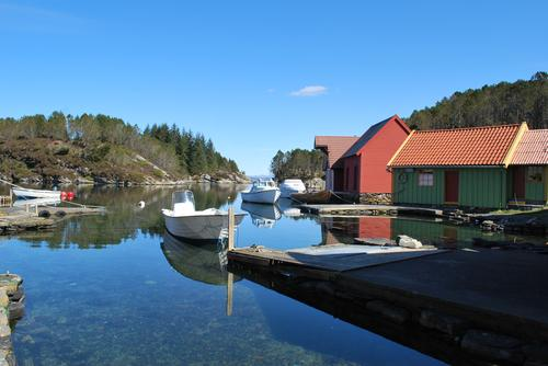 Tur til Øygarden søndag 12.juni