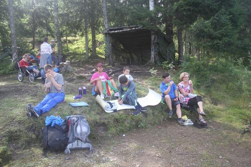 Høstcamp på Trollsvann med DNT Tilrettelagt Vestfold