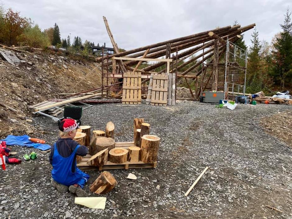Barnas Turlag vil bruke gapahuken i Engesvea