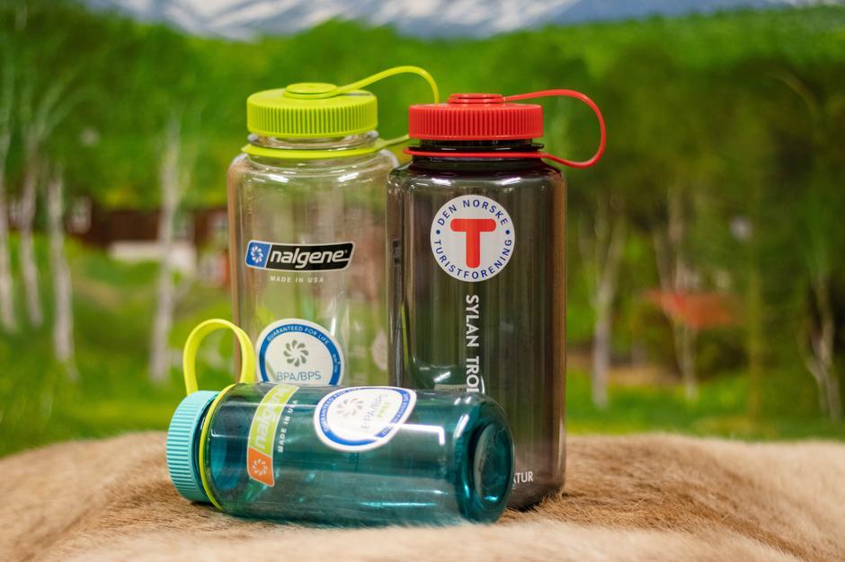 Nalgene-flasker