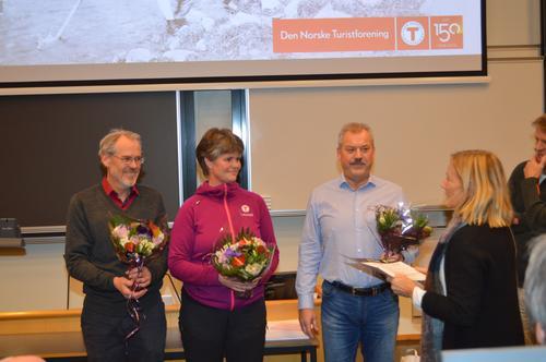 Høstmøte med deltakerrekord - og hyggelig prisutdeling