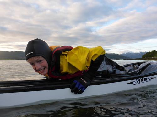 Grunnkurs kajakk DNT Ung Troms