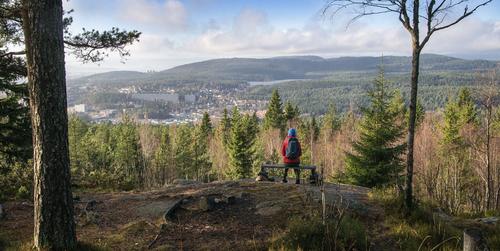 To turer i Søndre