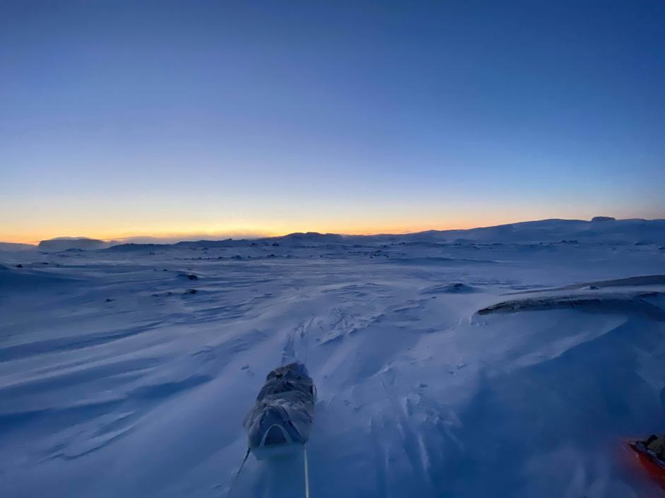 Hardangervidda, uke 5.