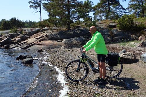 Bli med på sykkelturer i sommer