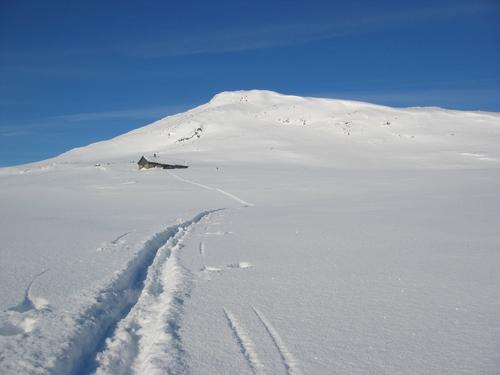 Til fjells i påska