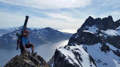 Årets fjellsporter 2018 ble Kristine Solberg