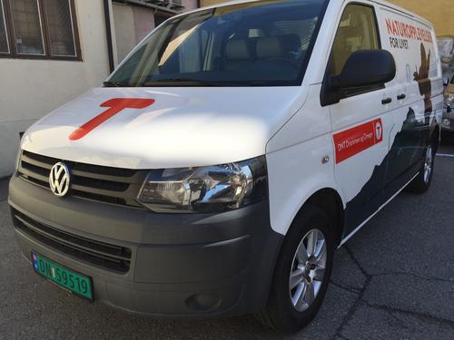 DNT Drammen har fått ny bil