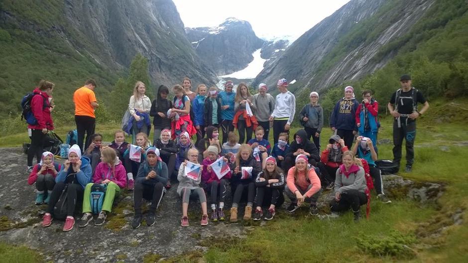 07.06.2017 - Opptur Olden Barne og Ungdomsskule