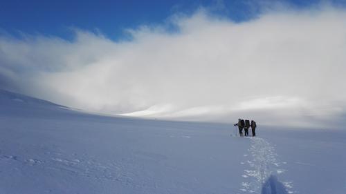Første skredkurs av nordisk type i Troms