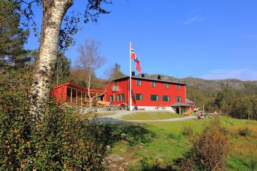 Åpent på Olalia Fjellstove
