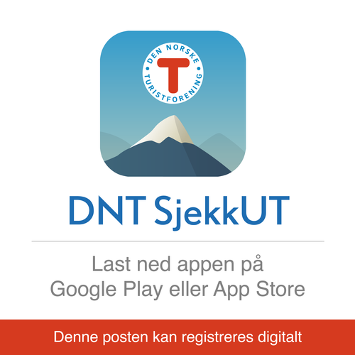 DNT SjekkUT - Morsom app