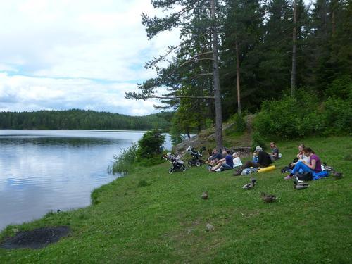 Piknik ved Østernvann