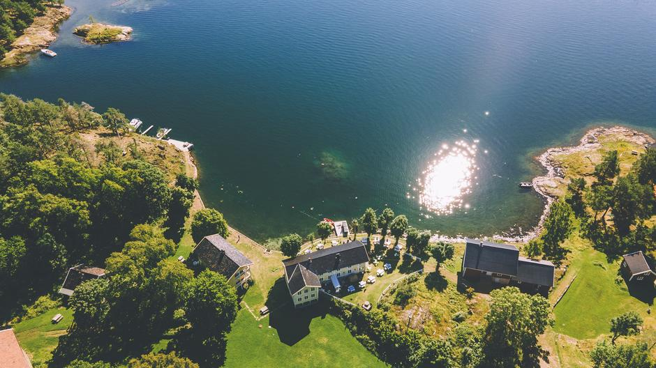 Furøya i Tvedestrand.