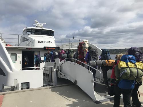 Ferge til Håøya