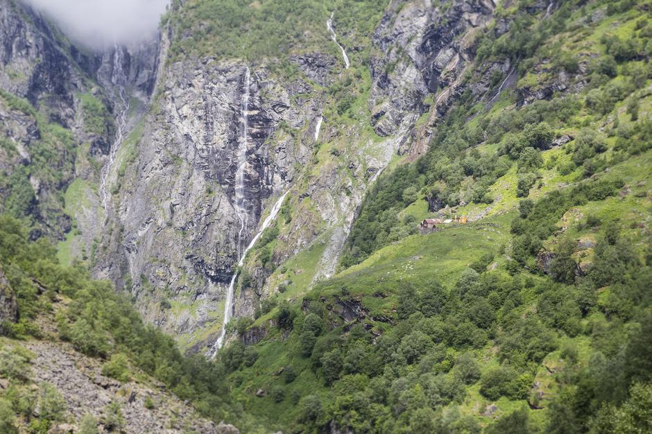 Sinjarheim fjellgård.