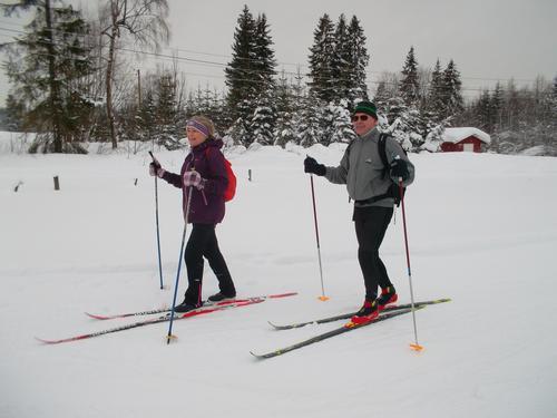 Skitur til Sillongen V.Toten 10. februar 2018.