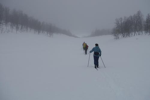 Skitur til Rosendal 26.mars 2017