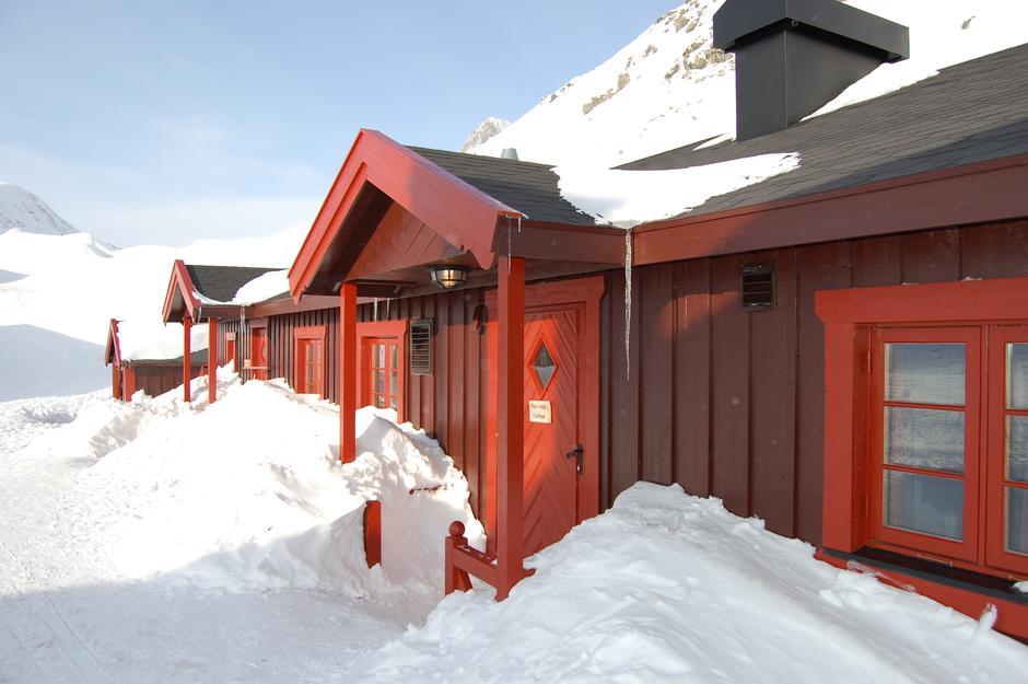 Rondvassbu. foto: DNT Oslo og Omegn