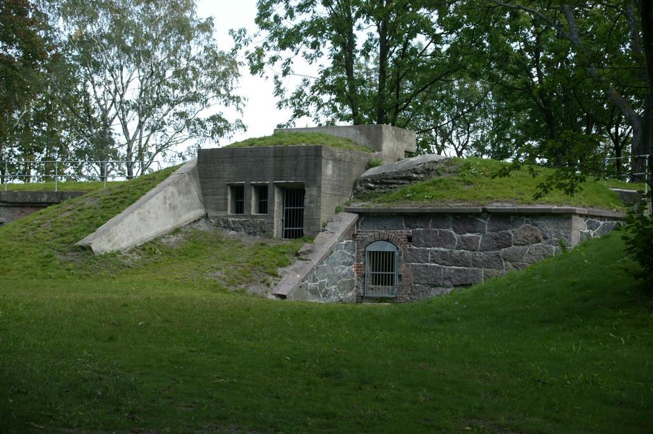 Batteritangen - Fyllinga - Karljohansvern