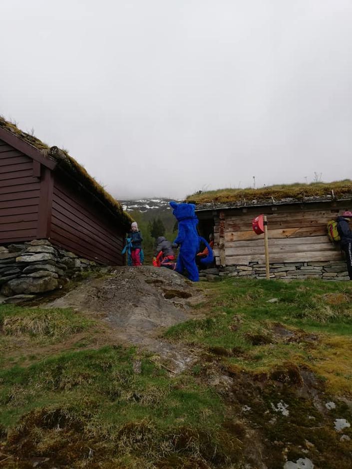 01.05.2019 - Skarsteinsætra