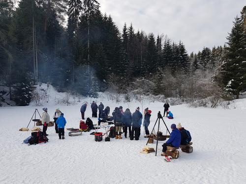 Grenseløs vinteridrettsdag 2018