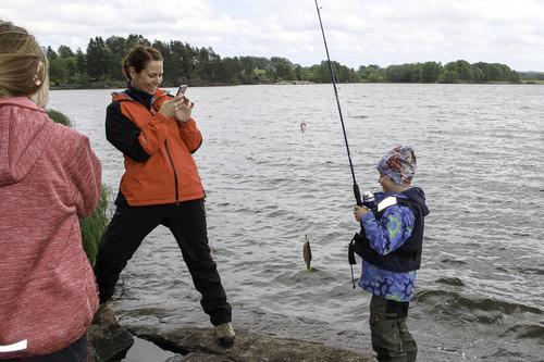 Strandøya - barnas turlag