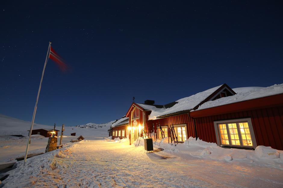 Velkommen til vintereventyret på Fondsbu