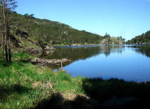 Barlindalsvatnet