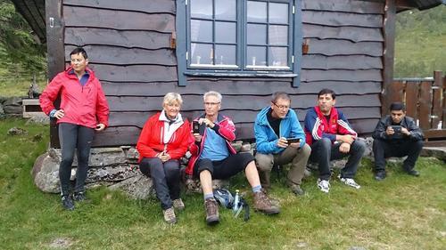 Onsdagstur til Hydalen i Naustdal