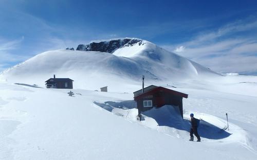 Føremelding DNT Romsdal - påske 2019
